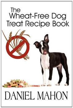 Wheat is a common cause of dog allergies. If your dog is gluten intolerant, try these 10 absolutely delicious wheat-free dog treats that are easy to make and use only natural and healthy ingredients. Wheat Free Dog Treat Recipe, Dog Treat Recipe Book, Dog Treats Grain Free, Grain Free Dog Food, Dog Treat Recipes, Dog Food Recipes, Gf Recipes, Puppy Treats, Diy Dog Treats