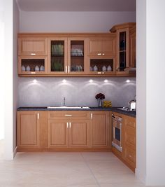 Kitchen Cupboard Designs, Bedroom Cupboard Designs, Kitchen Cabinet Styles, Kitchen Cabinets Decor, Kitchen Room Design, Home Decor Kitchen, Interior Design Kitchen, Kitchen Furniture, Small Kitchen Layouts
