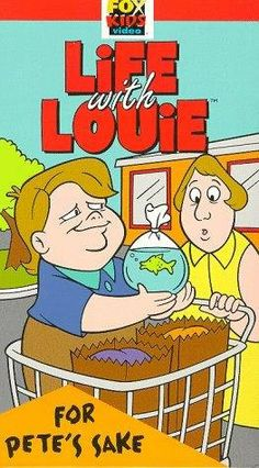 Life with Louie (TV Series 1995–1998) one of the best cartoons ever.  Even funnier now that I'm an adult.