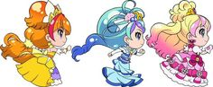 "Pretty Cure Spain on Twitter: ""Chibi Go! Princess Precure http://t ..."
