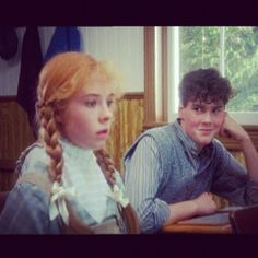 Anne of Green Gables...I'll never understand boys