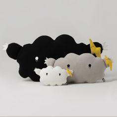 XL, M, S Cloud cushion range!