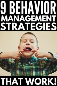 9 Behavior Management Techniques for Parents and Teachers | If you're looking for strategies and ideas to teach you how to discipline kids at home and in the classroom, we have 9 tips you don't want to miss! Whether you're the mom of emotional daughters or destructive boys, the parent of high-energy toddlers, or the teacher of mouthy teenagers, these simple, yet positive techniques are perfect for parents and teachers alike!