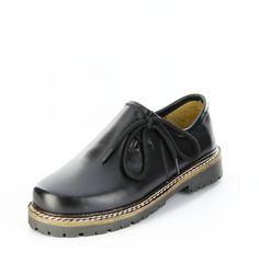 Unser #Schuh des Tages: Gibt es etwas niedlicheres als deine Kleinen in Karo-#Hemd und #Lederhose? Dann brauchen sie aber auch die passenden #Schuhe zum #Outfit. Bergheimer #Trachtenschuhe, #Kinder Trachten Haferlschuhe – Bergheim #Kids – black nappa; in 360° Ansicht Mary Janes, Sneaker, Flats, Outfit, Kids, Shoes, Fashion, Walking Shoes, Shoes Sport