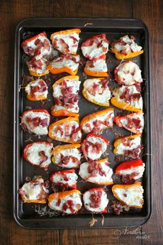 Low Carb Appetizers - 21 Healthy Appetizers for the Holidays Low Carb Recipes, Cooking Recipes, Healthy Recipes, Healthy Food, Diabetic Recipes, Low Carb Appetizers, Appetizer Recipes, Party Appetizers, Stuffed Mini Peppers