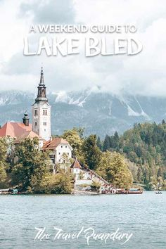 For a city break immersed in nature without the price tag of the Alps, we recommend a long weekend in Lake Bled, Slovenia. Check out our guide to the alpine town. Europe Destinations, Europe Travel Guide, Travel Guides, Amazing Destinations, Travel Advice, Slovenia Travel, Bled Slovenia, Serbia Travel, Lake Bled