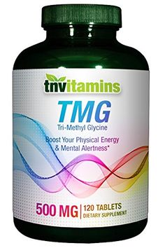 TMG - 500 Mg - 120 Tablets * You can find more details by visiting the image link.  This link participates in Amazon Service LLC Associates Program, a program designed to let participant earn advertising fees by advertising and linking to Amazon.com.