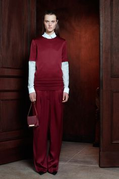 The Row Pre-Fall 2013 Collection Slideshow on Style.com