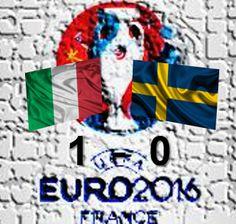 Café y Fútbol: Italy vs Sweden