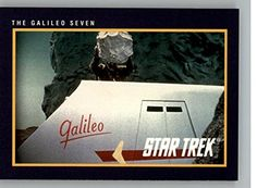 1991 Star Trek 25th Anniversary Series 1 # 27 Galileo Seven The @ niftywarehouse.com #NiftyWarehouse #Nerd #Geek #Entertainment #TV #Products