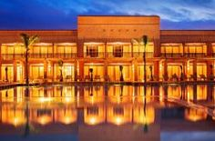 Hôtel du Golf - http://lequotidien-evenementiel.com/city/marrakech_181/listing/palmeraie-resorts-hotel-du-golf/