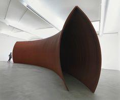 Richard Serra, Backdoor Pipeline, 2010