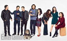 The Gilmore Girls. Jared Padalecki (Dean Forester) Noviembre 2016