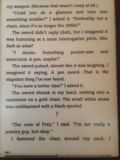 Percy Jackson Reference in Magnus Chase<----- I SAW IT WHEN I READ IT!!!!!