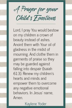 Bible Verse Memorization, Prayer Scriptures, Prayer Quotes, Faith Quotes, Scriptures For Kids, Bible Verses, Scripture Study, Prayer For Our Children, Prayer For My Family