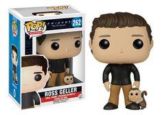 Friends Funko Pop Ross Geller - Funko POP!/Pop! Friends - Little Geek