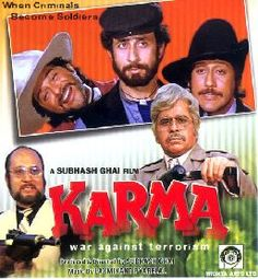 Karma (1986) | Watch Movies Online Free | Movies Festival!