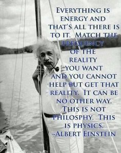 This is not philosophy.  This is physics.