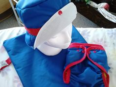 Swim Hat,Swim Diaper, Wetbag Combo by snugasadoodlebug on Etsy