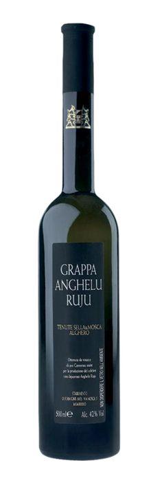 Grappa di Cannonau Anghelu Ruju Sella e Mosca
