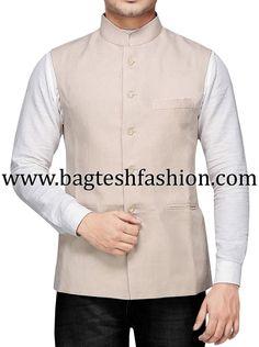 Stylish Nehru Collar Jacket