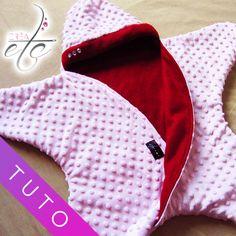 La nouvelle créa pour garder bébé au chaud ! Le Baby Star de CRÉAetc est une couverture nomade pour garder bébé au chaud pendant tous les déplacements !