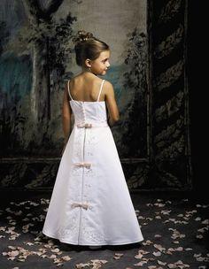 elsie-mo Designs flower girl dress - Style #334 - $25