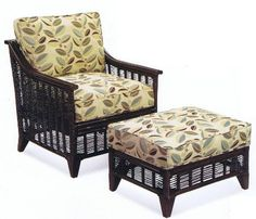 wicker chairs indoor | images of wicker outlet rattan chairs and ottomans indoor amherst ...