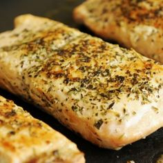 Healthy baked salmon dinner recipe with mayonnaise, lawry's lemon-pepper, parnesan cheese, and bread crumbs. ready in 35 mintues. Fish Dishes, Seafood Dishes, Fish And Seafood, Seafood Recipes, Cooking Recipes, Healthy Recipes, Catfish Recipes, Recipes Dinner, Baked Salmon Fillet Recipe