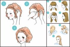 Creative Ideas25 Absolutely Simple DIY Tips How To Style Your Hair In 3 Minutes - Creative Ideas