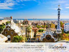 """#Citation #voyage du vendredi: """"Le plus beau voyage, c'est celui qu'on n'a pas encore fait"""" - Loïck Peyron"""