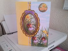 Craftwork Cards, The Secret, Bookends, Hunky Dory, Card Making, Garden, Card Ideas, How To Make, Crafts
