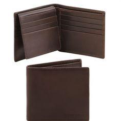 Diese exklusive Geldbörse aus Leder hat 12 Credit card pockets 2 Fächer Zwei weitere Taschen Zwei Fächer für Banknoten - € 82,00