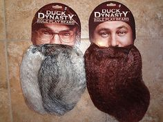 New Duck Dynasty Uncle Si or Willie Robertson Role Play Beard Costume Halloween  sc 1 st  Pinterest & Gonna suggest Duck Dynasty costumes for the upcoming halloween ...