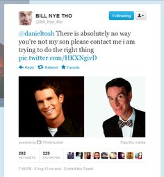 Bill Nye and Tosh.0