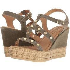 6e4e9e457412 Platform - Chinese Laundry Ozzie (Bronze Burnished) Women s Wedge Shoes