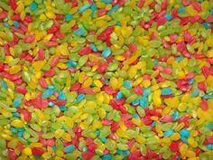 recette du riz coloré