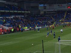 Cardiff v Chelsea