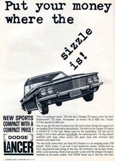 1951 ford sales brochure httpsplusgoogle 1961 dodge lancer advertising sports car illustrated march 1961 publicscrutiny Choice Image