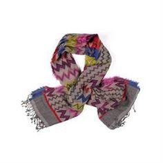 Shruti Designs Paige cotton scarf