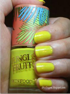 Skinfood Jungle fruits no 1. Yellow