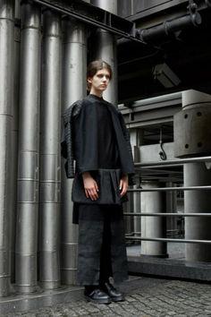 Taiga Takahashi, the Vandal on 1st Year Womenswear | Fashion, Featured, Sketchbooks, Students | 1 Granary