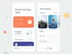 A daily activity combo clinical trial app pharma pharmacology interface drugs daily ui clinical medical activity sketch ios design illustration graphics ux ui cuberto Web Design, App Ui Design, Interface Design, User Interface, Flat Design, Design Thinking, To Do App, Ui Design Mobile, Flat Ui