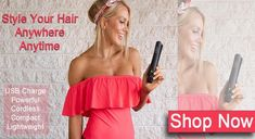 There are several ways to straighten your hair. The choice of straightening method depends on whether you want to make temporary or permanent straightening. Browse the most commonly used straighteners at Hair Culture Outlet.