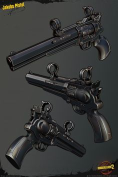 Jakob's Pistol.