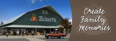 Eckert's Summer Concert series.  Friday & Saturday nights, 7-9 p.m., May 23 thru Aug 30, 2014.  Food available for purchase.  Bring lawn chairs or blankets.