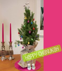 Guest Blogger: Cherry and Me – My first ever Chrismukkah Tree   Combine your Christmas and Chanukah decorations