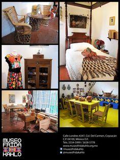 Muy interesante.  Museo Frida Kahlo es un Ciudad de México y es lugar bueno para los niños o las personas quien les gusta arte o historia.