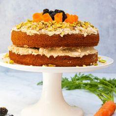 Sweet Potato & Black Bean Stew - Healthy Living James Gluten Free & Vegan and £1 a portion! Egg Free Carrot Cake, Vegan Carrot Cakes, Vegan Cake, Vegan Food, Vegan Vegetarian, Healthy Food, Gluten Free Cakes, Vegan Gluten Free, Allergy Free Recipes