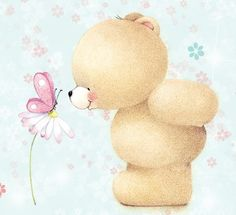 FOREVER FRIENDS Tatty Teddy, Cute Images, Cute Pictures, Blue Nose Friends, Cute Clipart, Sarah Kay, Love Bear, All Things Cute, Cute Bears